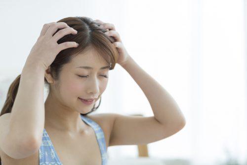 ドライヘッドスパ 頭痛 頭皮