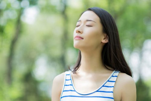 千葉 呼吸法 鍼灸 美容鍼灸 エステ 腹圧